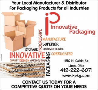 Packaging Products for all industries
