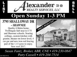 795 Shalloway Dr. - Shawnee