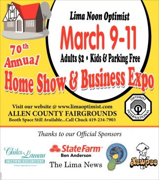 70th Annual Home Show & Business Expo