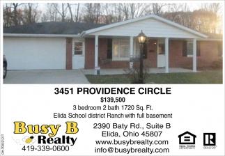 3451 Providence Circle