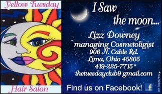 Lizz Downey managing Cosmetoligist