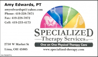 One on One Physical Therapy Care
