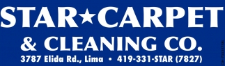 Star Carpet & Cleaning Co.