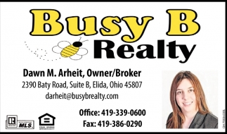 Dawn M Arheit Owner Broker Busy B Realty Dawn M Arheit