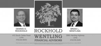 Dennis D. Rockhold, Brian L. Wentling