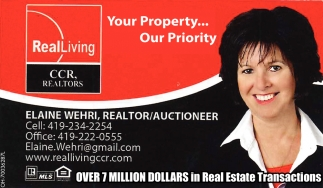 Over 7 Million Dollars in Real Estate transactions