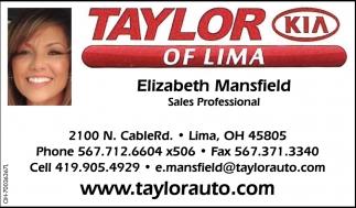 Elizabeth Mansfield Sales Professional