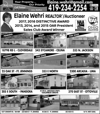 Your property, our priority!
