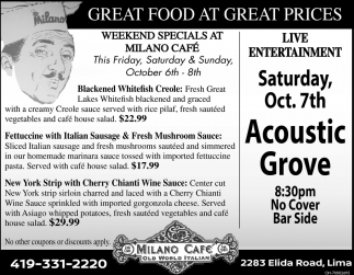 Great food at great prices!
