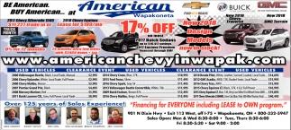 Be American, Buy American