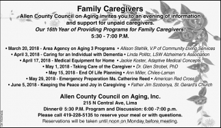Family Caregivers