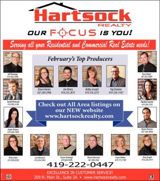 Serving all your Residential and Commercial Real Estate needs!