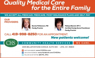Quality Medical Care for the Entire Family