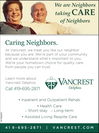 Caring Neighbors