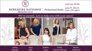 We've moved... Let us help you with your move!