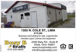 1355 N. Cole St., Lima