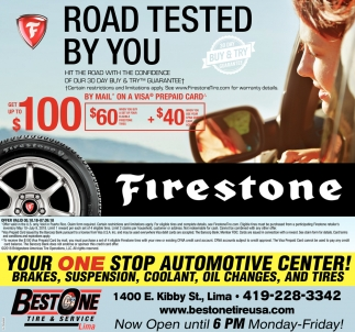 Your one stop automotive center!