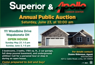 Annual Public Auction