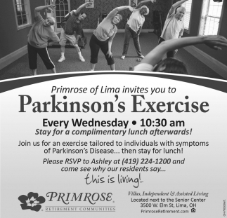 Parkinson's Exercise