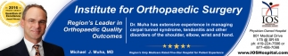 Region's Leader in Orthopaedic Quality Outcomes