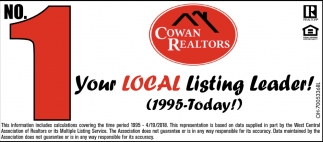 No. 1 your local listing leader!