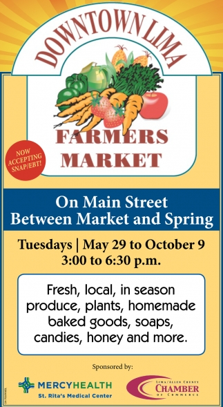 Fresh, local, produce, plants, soaps, candies