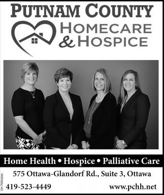 Home Health, Palliative Care