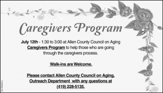 Caregivers Program