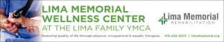 Lima Memorial Wellness Center