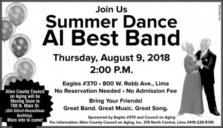 Summer Dance Al Best Band