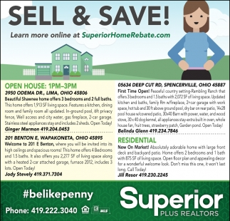 Sell & Save!