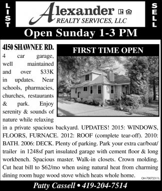4150 Shawnee Rd.