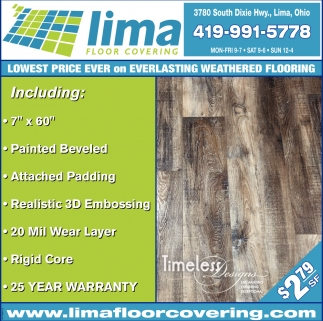 Everlasting Weathered Flooring
