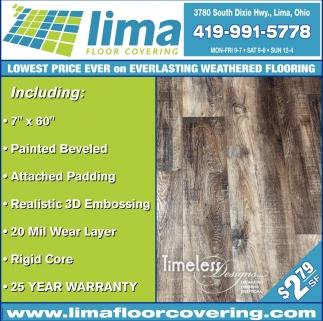 Everlasting Weathered Flooring