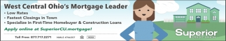 West Central Ohio's Mortgage Leader
