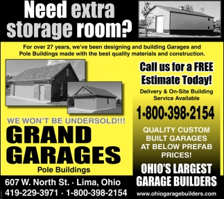 Need extra storage room?