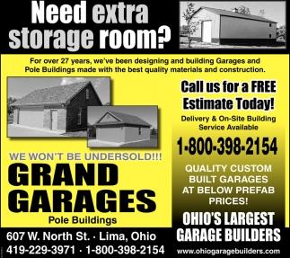 Need extra storage room?