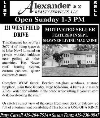 121 Westfield Drive