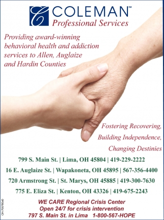 Behavioral Health and Addictions Services