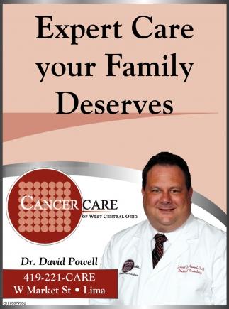 Dr. David Powell