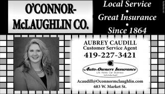Aubrey Caudill Customer Service Agent