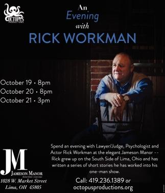 An Evening with Rick Workman