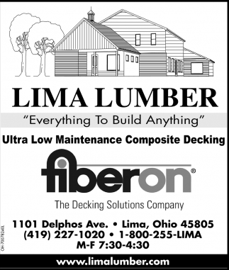 Ultra Low Maintenance Composite Decking Fiberon