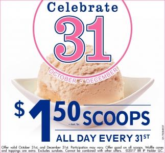 $1.50 Scoops