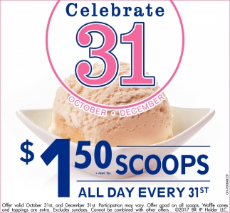 $1.50 Scoops