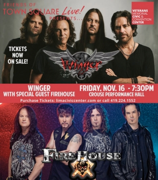 Winger/Firehouse