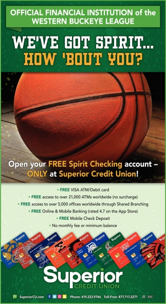 FREE Spirit Checking account