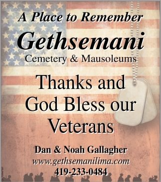 Thanks and God Bless our Veterans