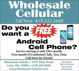 Do you want a FREE Android Cell Phone?