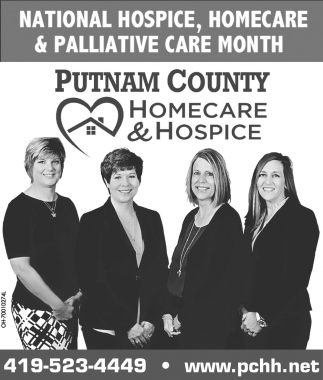 National Hospice, Homecare & Palliative Care Month